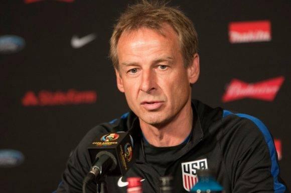 El DT Klinsman