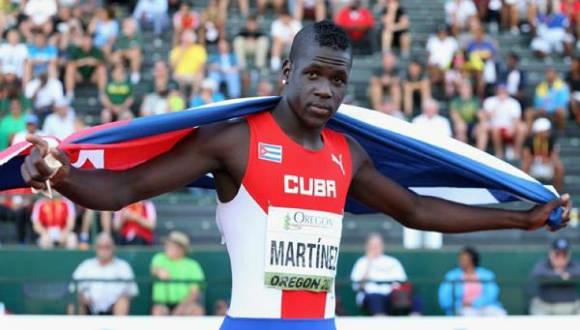 Triplistas cubanos conquistan oro y plata en mundial juvenil