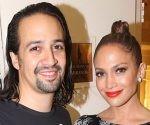 Lin-Manuel Miranda y Jennifer López