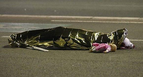 Suman 84 muertos por atentado en Niza; confirman identidad de autor