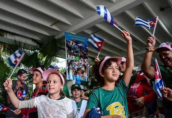 Iniciada en La Habana este sábado la Asamblea Nacional Pioneril