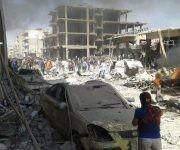 Se registran unos 55 muertos y más de 160 heridos. Foto: @Lligams.