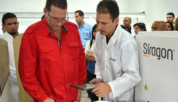 Siragon compu venezolana