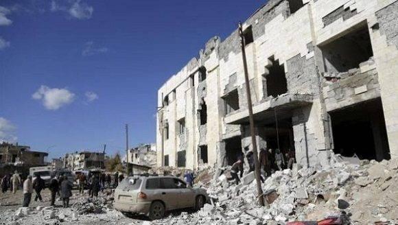 Siria atentado