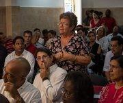 Taller ¨Pensamiento y obra de Fidel Castro Ruz sobre la política exterior de la Revolución Cubana, vigencia y proyección¨, en el Centro de Investigaciones de Política Internacional (CIPI), en La Habana, el 13 de julio de 2016. ACN FOTO/Marcelino VAZQUEZ HERNANDEZ/sdl