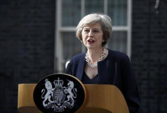 """Theresa May ha dicho """"Brexit es brexit"""" en alusión a que no realizará otro referéndum sobre la salida de su país de la UE. Foto: Reuters."""