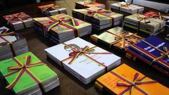Venezuelas libros Siria