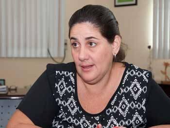 Los servicios le aportan a Cuba 70 por ciento de los ingresos que obtiene el país con sus ventas externas, explica Vivian Herrera, directora general de comercio exterior del Mincex. Foto: Claudia Rodríguez/ Bohemia