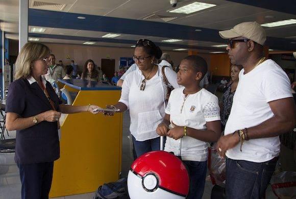 Unos 500 vuelos charter se realizan desde Estados Unidos a Cuba cada mes. Foto: Ladyrene Pérez/ Cubadebate