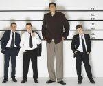 Los hombres más altos del mundo son los holandeses. Foto: Archivo.