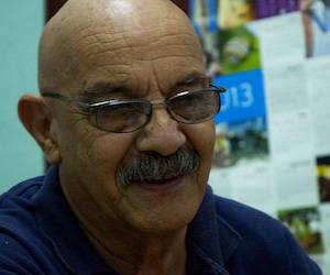 Antonio Moltó Martorell, periodista y director de programas, actual presidente de la Unión de Periodistas de Cuba (UPEC).