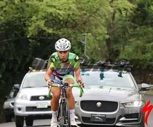 Arlenis Sierra ganó Vuelta Ciclística a Bretaña