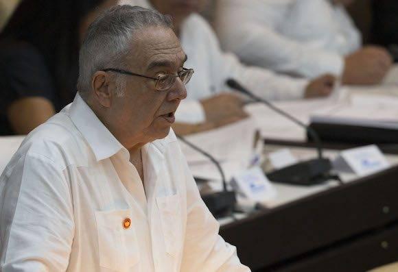 """Leonardo Andollo: """"No habrá terapias de choque en Cuba"""". Foto: Ladyrene Pérez/ Cubadebate"""