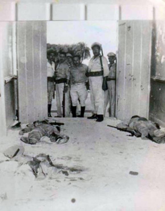 Posterior al asalto al cuartel Moncada fueron asesinados más de 50 revolucionarios. Foto: Panchito Cano.