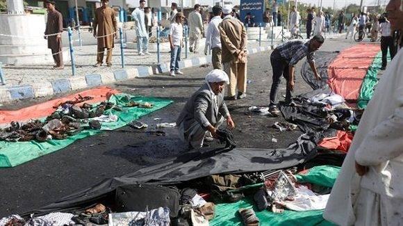 La capital de Afganistán ha quedado en luto por otro magnicidio del Estado Islámico.