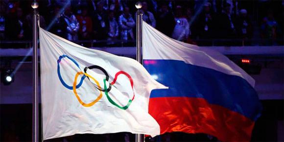 Rusia podría quedar fuera de Río 2016