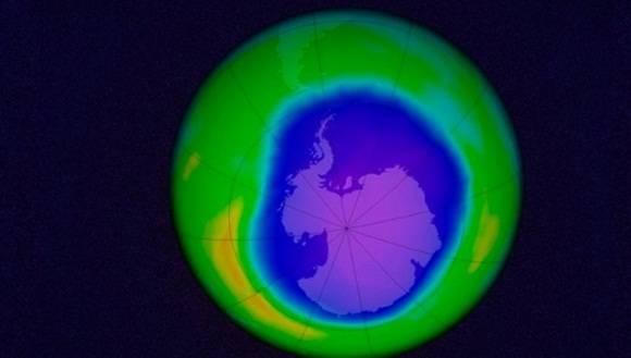 Científicos estiman que el agujero en la capa de ozono desaparecerá en el 2050. | Foto: Cortesia: Nasa