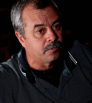 Carlos ALberto Cremata, uno de los invitados al espacio Historias de Vida. Foto: Archivo.