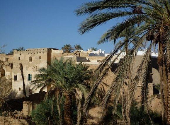 Vista de la ciudad vieja de Ghadames. Foto tomada de fundacionaquae.org