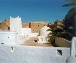 ciudad vieja de Ghadames
