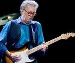 El guitarrista británico Eric Clapton, participará en el nuevo disco de los Rolling Stones. Foto: Archivo.