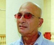 Fernando González Castro, actor, escritor y director de programas en la emisora CMHW, de la provincia de Villa Clara.