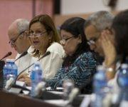 Comisión de Educación Cultura, Ciencia, Tecnología y Medio Ambiente. Foto: Ladyrene Pérez/ Cubadebate.