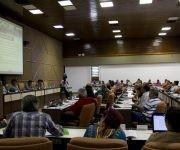 La minindustria fue el tema central de los debates en la Comisión. Foto: Ladyrene Pérez/ Cubadebate.