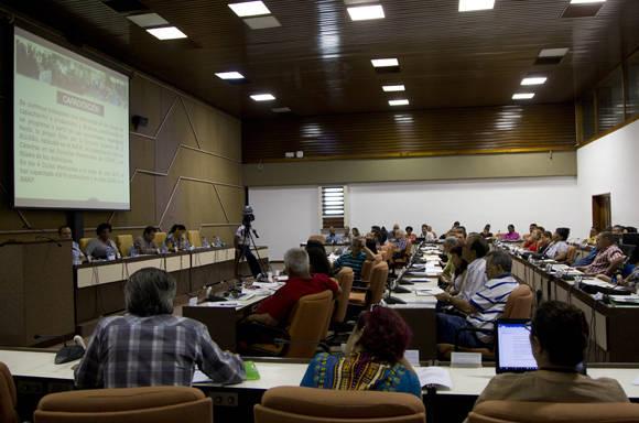 Comisiones del Parlamento Cubano: En la diana de los asuntos que afectan a la población