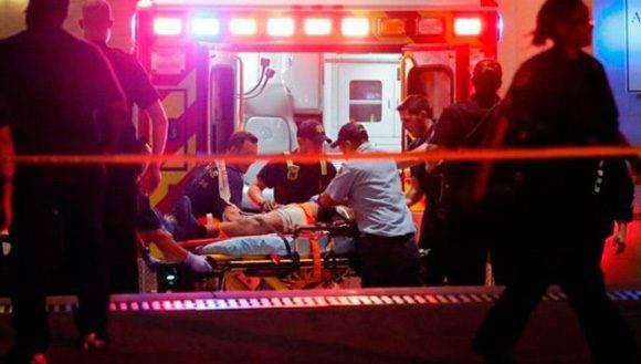 Luego dle tiroteo en Dallas, suman cinco los policías muertos. Foto: AP