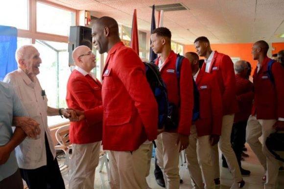 Mensaje de la Delegación Olímpica cubana por el 26 de julio