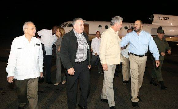 Díaz-Canel resalta logros del gobierno sandinista a su llegada a Nicaragua