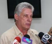 Miguel Díaz-Canel, Primer Vicepresidente cubano. Foto: Cubadebate/ Archivo