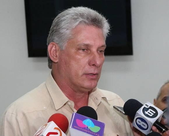 Díaz-Canel elogia fortaleza y viabilidad de la Revolución Sandinista