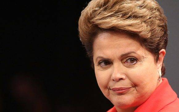 Dilma Rousseff. Foto: Archivo