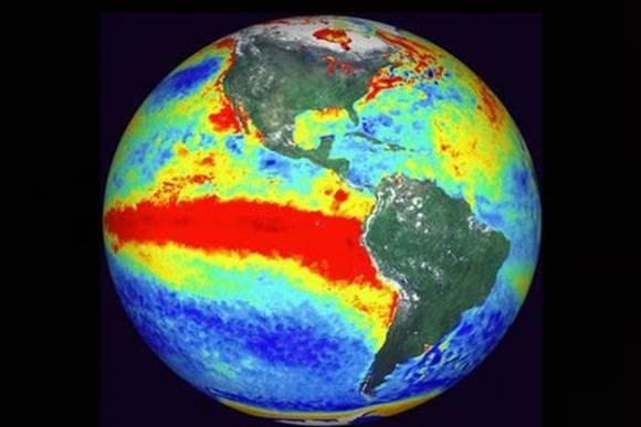 Finaliza influencia de El Niño sobre Cuba
