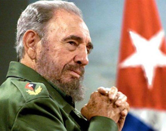 Dedicarán plaza de Moscú a Fidel Castro