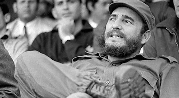 Fidel Castro en una imagen de 1966.