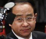 El ex funcionario chino, Ling Jihua, durante un evento el  14 de marzo de 2012. Foto: AP