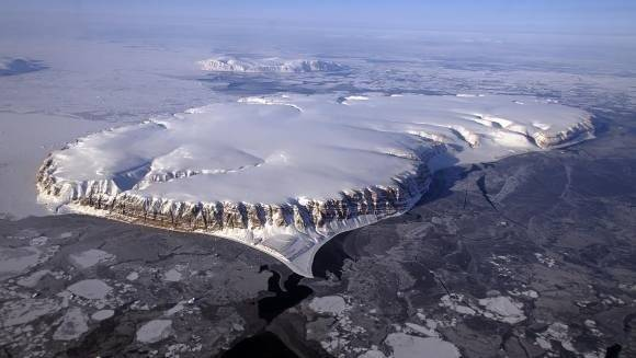 glaciales derriten