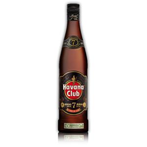 Havana Club 7 años. Foto: Archivo.