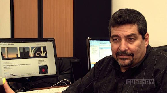 Iroel Sánchez. Foto: CubaHoy