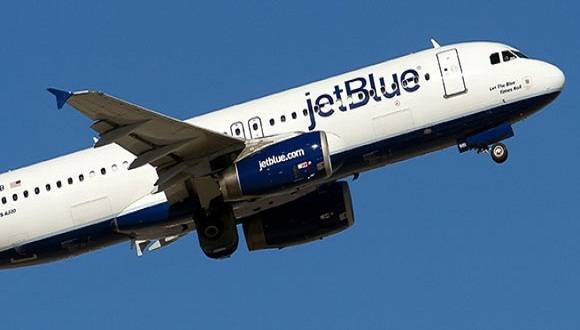 JetBlue iniciará sus vuelos a Cuba a partir del 31 de agosto desde el aeropuerto floridano de Fort Lauderdale y hasta la ciudad de Santa Clara, en el centro de la isla. Foto: Archivo.