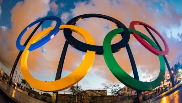 Anillos olímpicos. Foto: Archivo.
