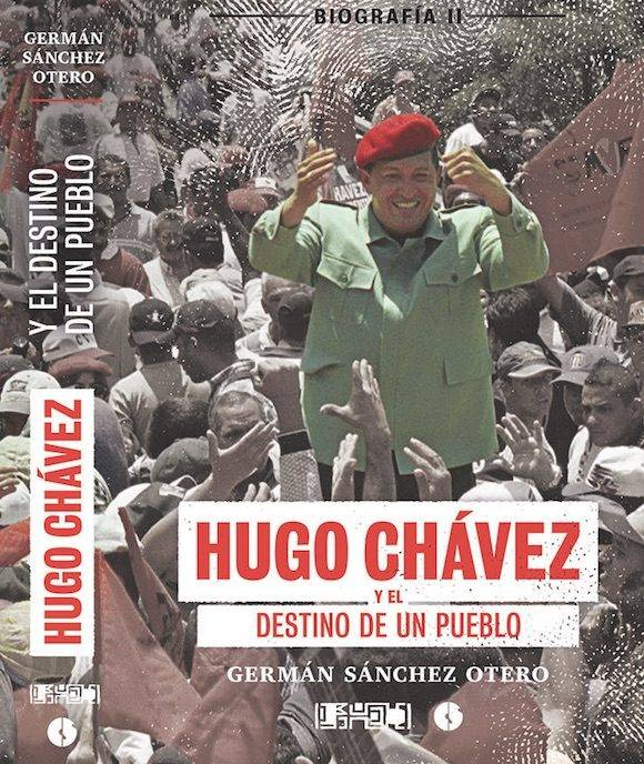 libro german sanchez otero hugo chavez
