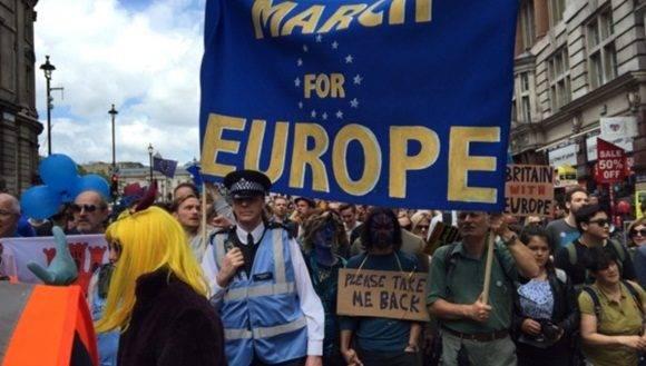 marcha contra el brexit 2