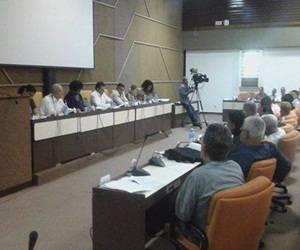 Comisión Agroalimentaria, Asamblea Nacional. Foto: Massiel Matos/ ANPP.