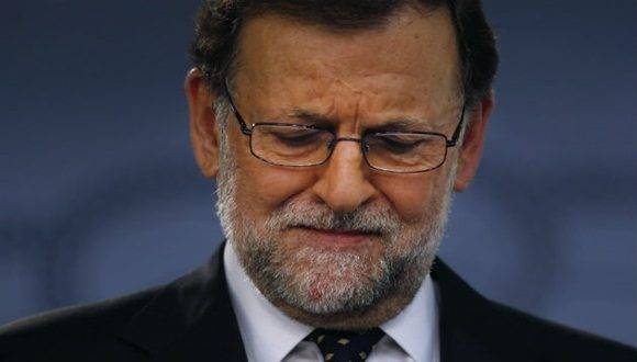 """""""Lo digo con claridad y rotundidad: el PSOE votará no a la investidura de Rajoy"""", remarcó el número dos en las filas de la agrupación socialdemócrata."""