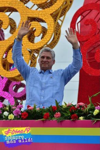 El Vicepresidente de la República de Cuba, compañero Miguel Díaz-Canel, aseguró que a 37 años la Revolución Popular Sandinista sigue su camino triunfante con el apoyo del pueblo y exhibe logros indiscutibles en beneficio de todos los nicaragüenses.