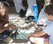 niños-ajedrez-Matanzas